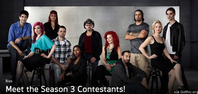 face off on syfy season 3 contestants