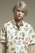 Final Fantasy Characters Wear Prada
