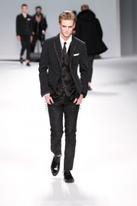Frankie Morello Men's Collection Fall/Winter 12-13