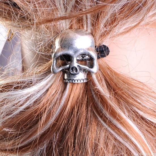 Skull Hair Band Jewelry Skull Hair Band