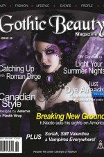 Gothic Beauty Issue 36 Now Available