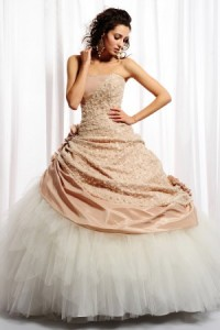 Innocent Ball Gown