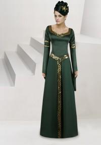 Estelle Goth Gown