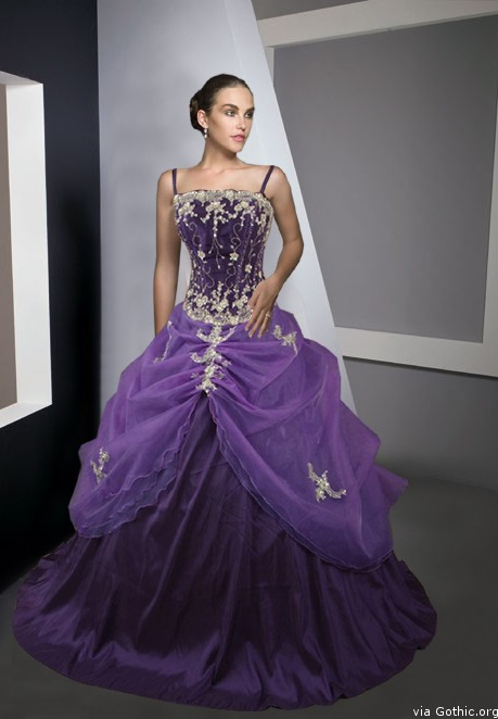 Aldusa Enchanted Princess Ball Gown