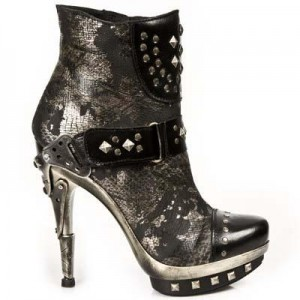 Spike Heel Boot