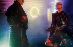 Emma Stone Blade Runner