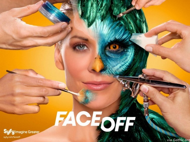 face off on sy fy season 3