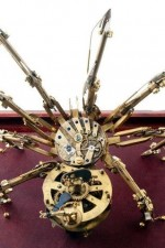 Brute Force Steampunk Insect Art