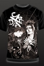 Original Deathrock T-Shirt Design