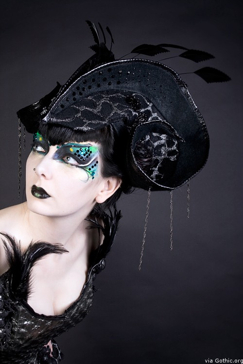 imaginarium lizard headpiece