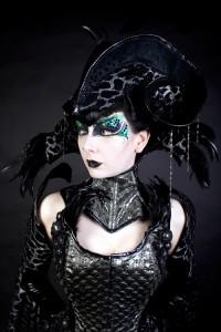 imaginarium lizard neckpiece