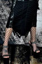 Cryoflesh Rivethead Skirt