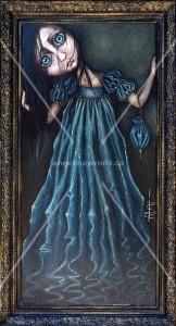 Angelina Wrona Framed
