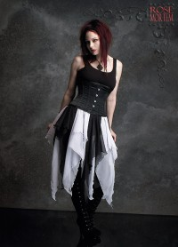 Artemisia fairy witch skirt