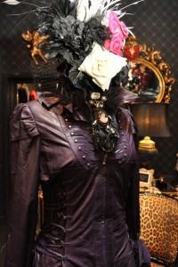 impero london venetian costume corset