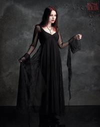juliet fairy gown mesh lace