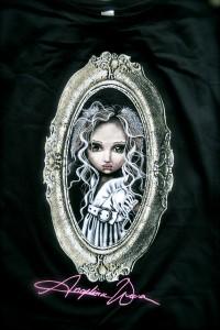 Angelina Wrona Timide Lapin Tshirt