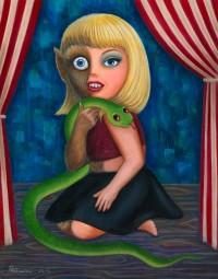 lisa petrucci she freak snake