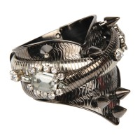 philipp plein hardcore diamonds bracciale