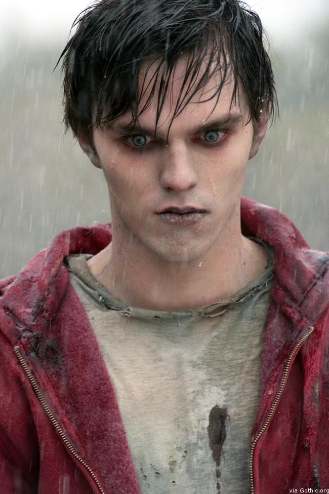 Warm Bodies Zombie Love Interest Nicholas Hoult