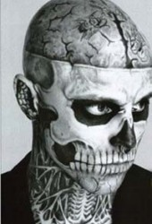 Vanity Fair Features ZombieBoy