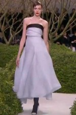 To Die for Dior: Spring-Summer 2013 Couture Show