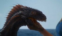 game of thrones season 3 episode 1 dragon daenerys
