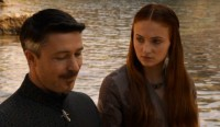 game of thrones season 3 episode 1 finger sansa