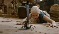 game of thrones season 3 episode 1 scorpion emilia clarke