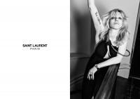 courtney love yve saint laurent