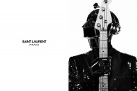 yves st laurent daft punk
