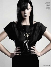 MOD MAGAZINE Gothic and Glamour Volume 2 Issue 1