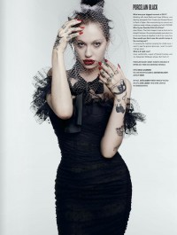 V magazine's V80 The Girl Power