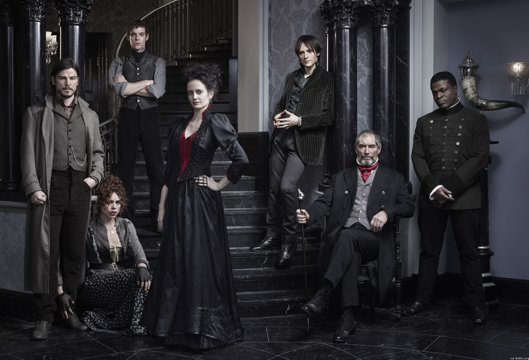 Penny Dreadful: 10 Reasons To Live And Not In Victorian House : Jiji.ng Blog