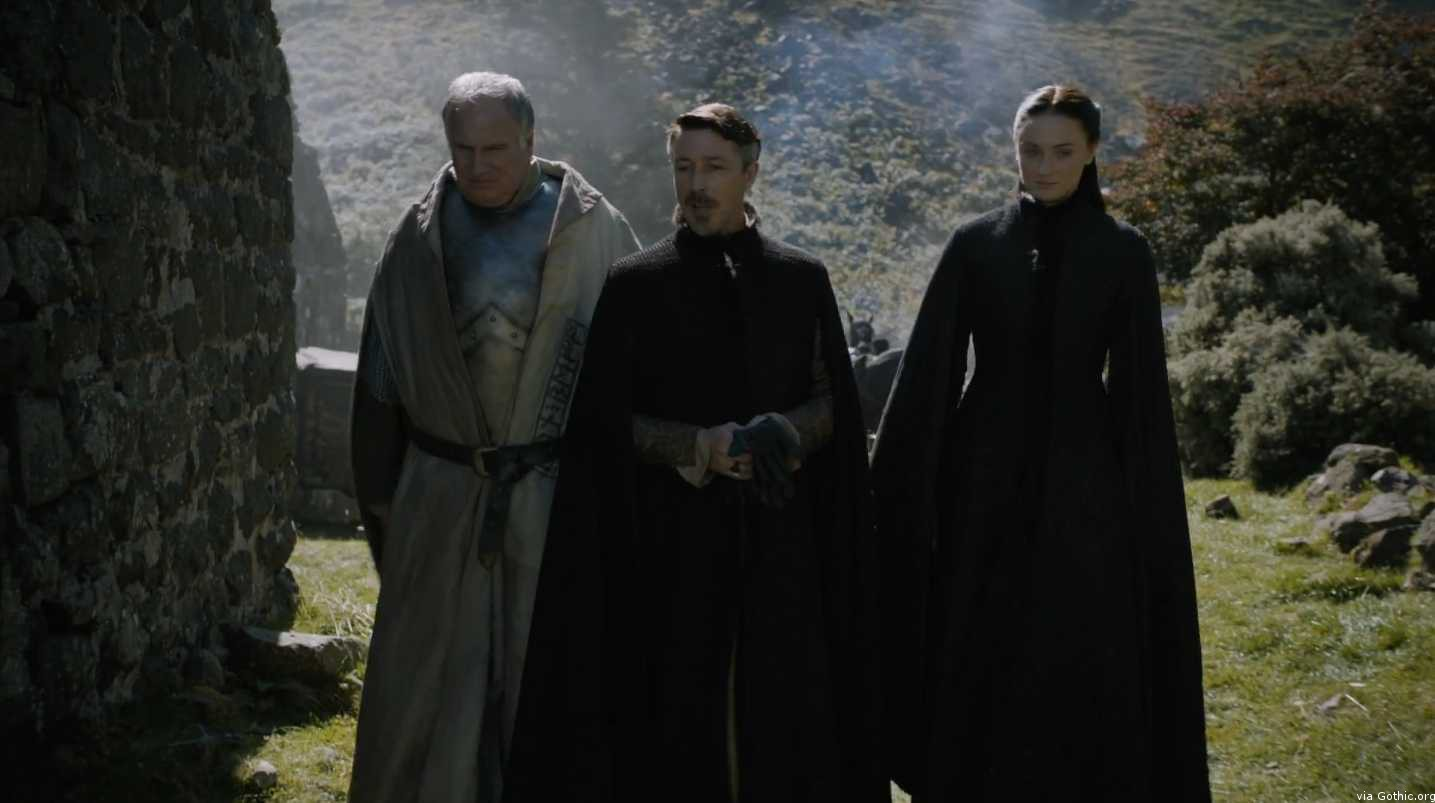 Game of Thrones 41 Deliberate Pace Sets Stage in Premiere